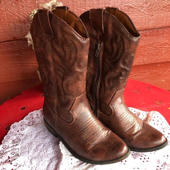 Short Fall Girls Kids Boots Target